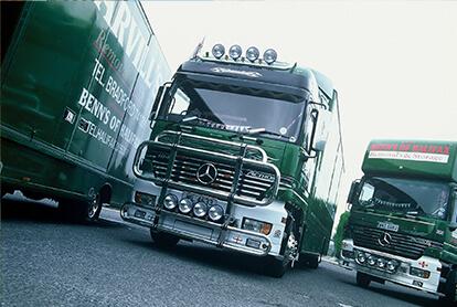 removal trucks