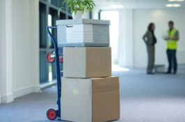 TOP 10 REASONS TO LEAVE AN OFFICE REMOVAL TO THE PROFESSIONALS