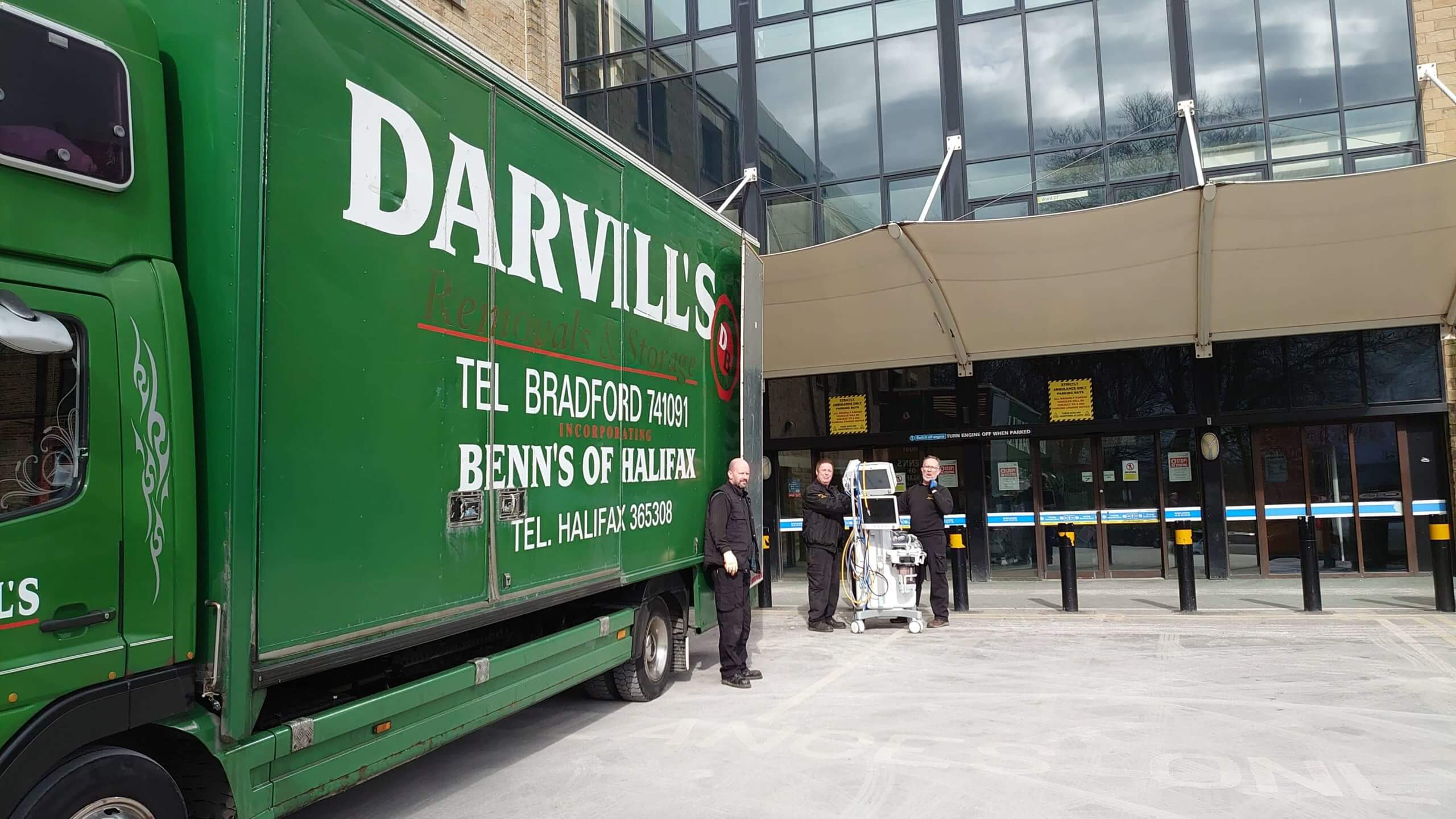Removals in Leeds